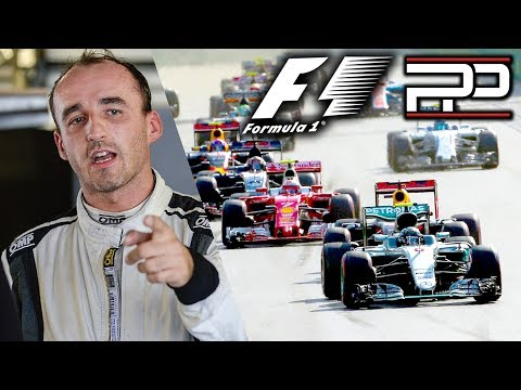 F1 2017 Baku GP Preview & KUBICA IN F1?!  - Pitlane Podcast