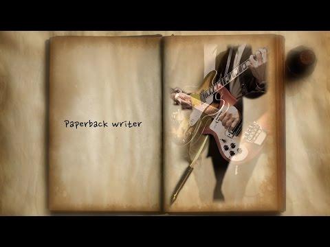 Paperback Writer - The Beatles karaoke cover