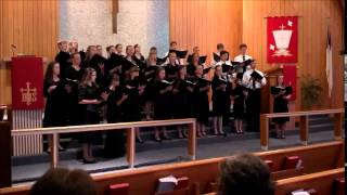 Praise and Honor - Bach/Robinson - Gloria Home School Choir Spring 2014