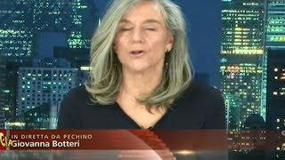 Striscia la Notizia, cannonata a Giovanna Botteri Avete notato che...