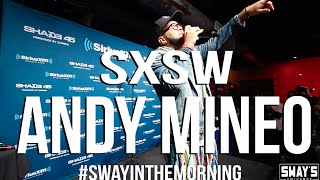 "Sway SXSW Takeover 2016: Andy Mineo Performs ""Know That's Right,"" ""Hear My Heart"" + Brand New Song"