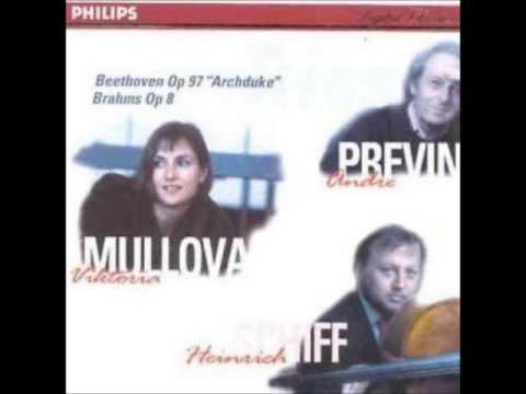 Brahms Trio Op8 Beethoven Arhduke