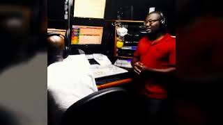Bro Godwin Okorie interview with Dj Smart don of Wazobia FM 94.1