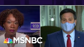 Ron Klain: 'We're Fighting Our Guts Out' To Get Neera Tanden Confirmed For OMB | The ReidOut | MSNBC