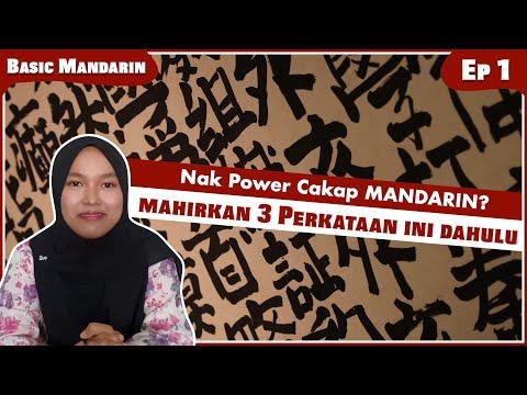 Learn Basic Mandarin | Ep1 | Malaysian Edition