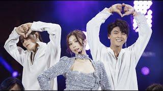 MIN - VÌ YÊU CỨ ĐÂM ĐẦU at TP Bank Concert 07112020
