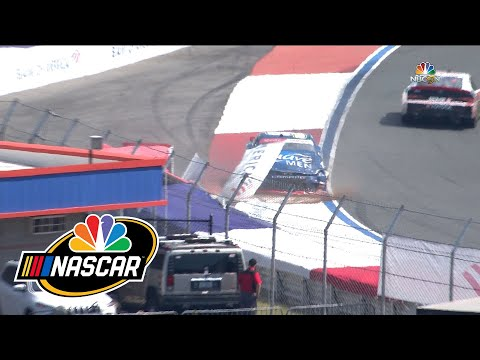 noah-gragson-wrecks-car-in-practice-at-charlotte-motor-speedway-roval-|-motorsports-on-nbc