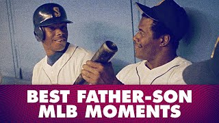 Download MLB's Best Father-Son Moments (ft. Ken Griffey Jr. + Sr., Fernando Tatis Jr. + Sr., etc.)