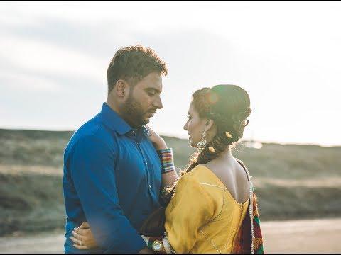 Best Punjabi Pre Wedding | RUKH | San...