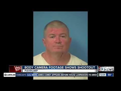 Nye County Sheriff's deputy shoots man with gun in Pahrump