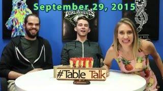 Table Talk Camera Hits!