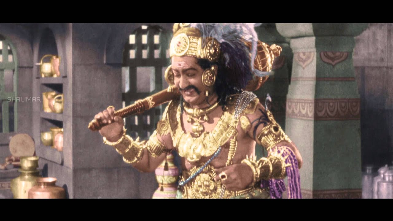 mayabazar-vivaha bhojanambu song