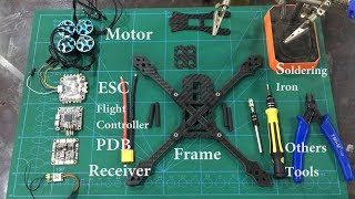 How to Build a 100 km/h Racing Drone Part- 2 (Bangla)