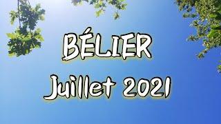 ♈ BÉLIER ♈ JUILLET 2021 ✨ Une très bonne surprise pour vous !!✨