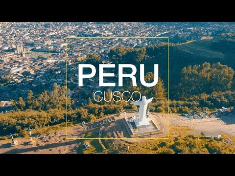 Let's Explore the City of Cusco, Peru - Travel Video with a Drone and GoPro