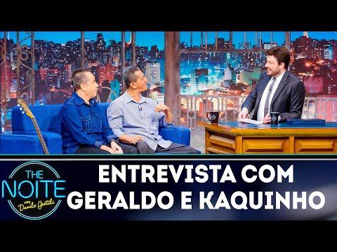 Entrevista com Geraldo Magela e Kaquinho Big Dog | The Noite (21/03/19)