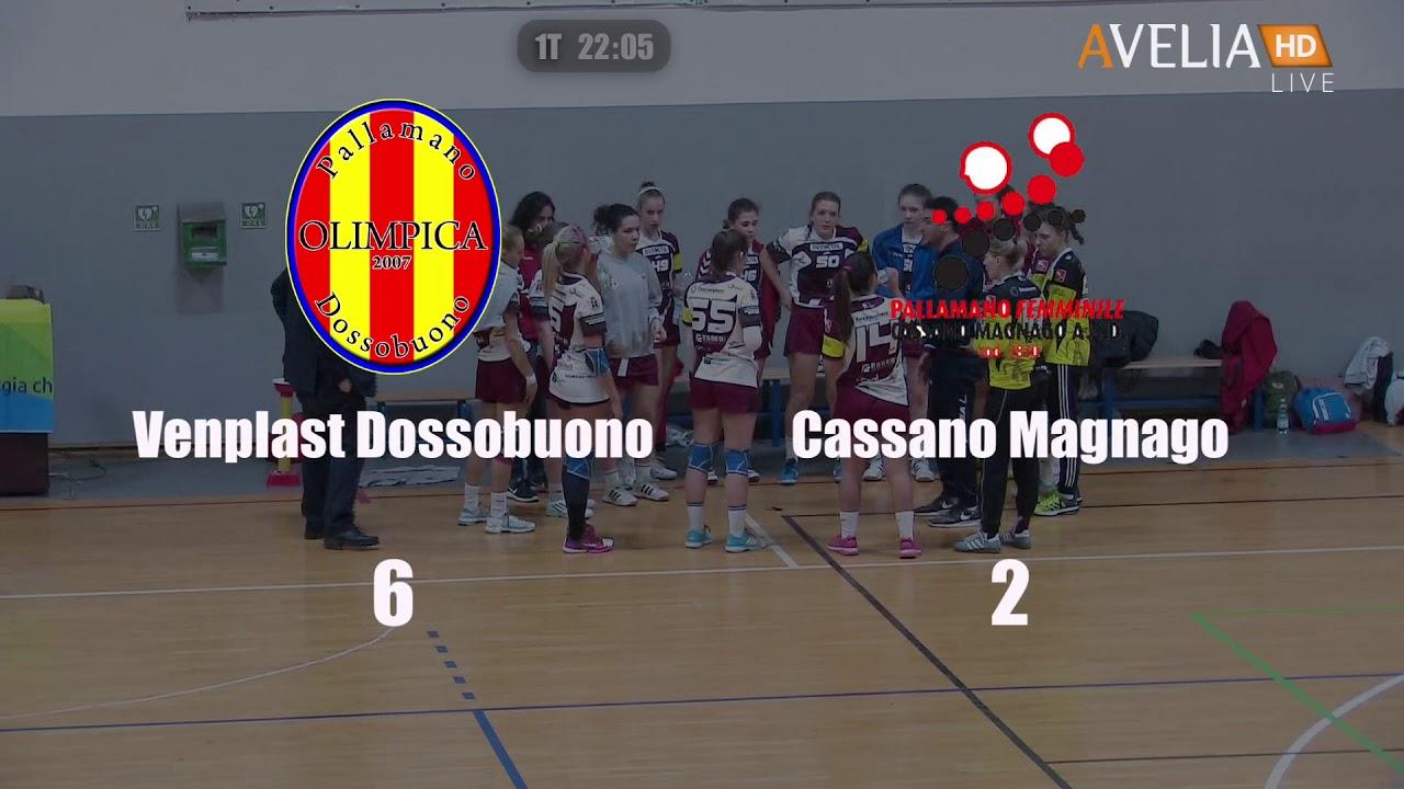Serie A1F [12^]: Dossobuono - Cassano Magnago 27-30