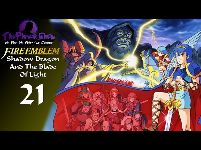 Let's Play Fire Emblem: Shadow Dragon And The Blade Of Light - Part 21 - Weaponless Extra Units!