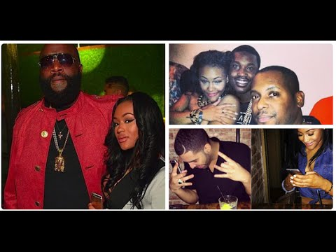 Rick Ross Ends Relationship with Instagram model AGAIN. She Blames Pics w/ Meek Mill for Breakup
