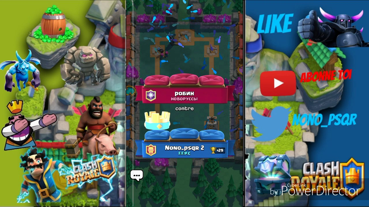 Deck pekka ar ne 4 5 6 youtube for Deck arene 5 miroir