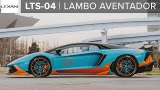 ZERO JAPAN Lamborghini Aventador: LEXANI WHEELS (2019)