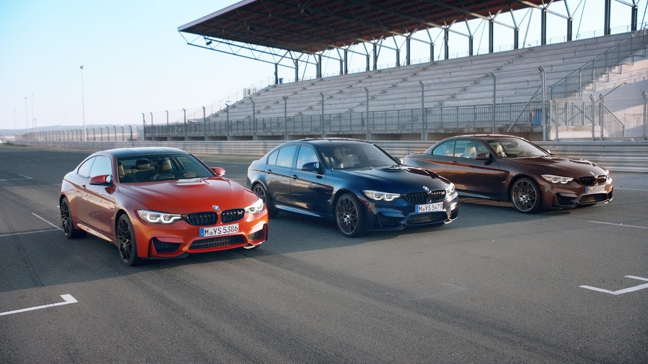 The New 2017 Bmw M4 Coupè Convertible And M3 Sedan You