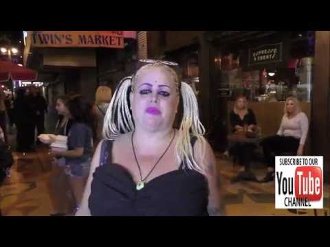 Sonia Pizarro talks about if she still repo's cars outside the Big Brother 18 Cast Finally Party at