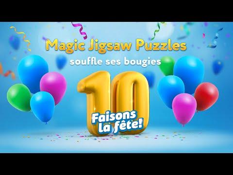 Puzzles Magiques Jeux De Jigsaw Puzzle Gratuit Applications Sur Google Play
