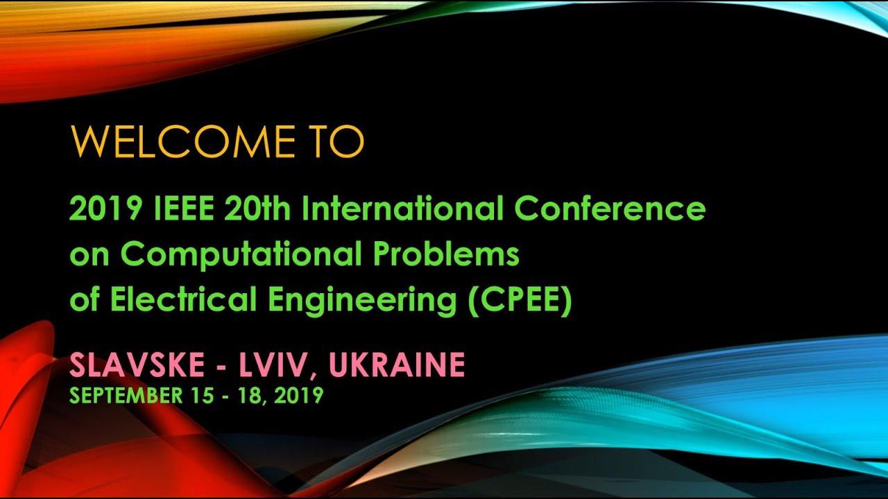 "XX Jubilee International Conference ""Computational Problems"