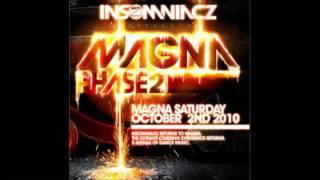 Insomniacz Live @ Magna 2010 - Andy Farley, Karim, and Paul Glazby - Part 1