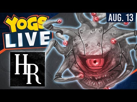 THE BEHOLDER! - HighRollers D&D: Episode 55 (13th August 2017)