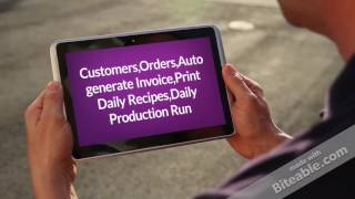 ... bakery wholesale/manufacturing software management wholesale manufacturin...