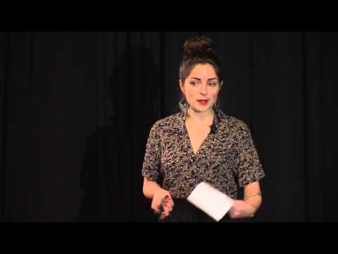 My identity crisis has a first name: Stephanie Vicente at TEDxElginSt