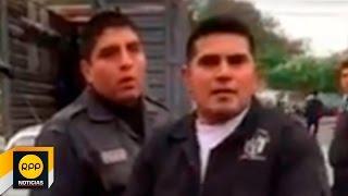 San Isidro: anuncia separación de fiscalizadores que agredieron a motociclista│RPP