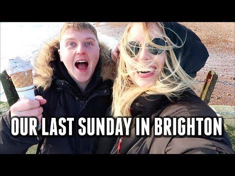 OUR LAST SUNDAY IN BRIGHTON