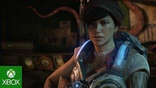 Gears of War 4 E3 2016 Co-op Gameplay Demo