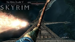 The Elder Scrolls V: Skyrim (Switch) Review (Video Game Video Review)