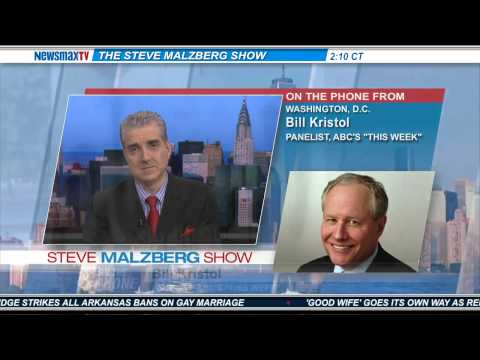 Bill Kristol -- founder and editor of The Weekly Standard and ABC News contributor