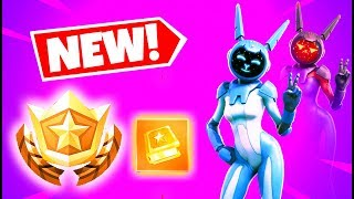 *NEW* GEMINI SKIN ? CHALLENGES ! | Fortnite Battle Royale - LIVE | Episode - 166 | PS4