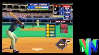 All-Star Baseball 2001 - (Nintendo 64) N64