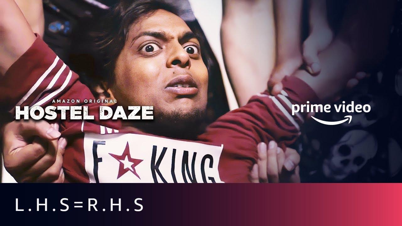 L.H.S = R.H.S, Squaring Both The Sides | Hostel Daze Feat. Nikhil Vijay, Ranjan Raj #shorts
