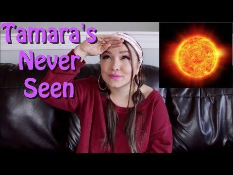 The Actual Sun - Tamara's Never Seen