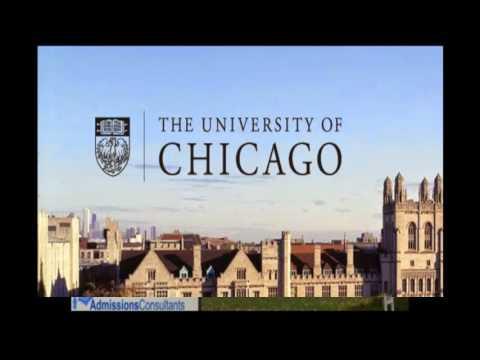 University Of Chicago ,