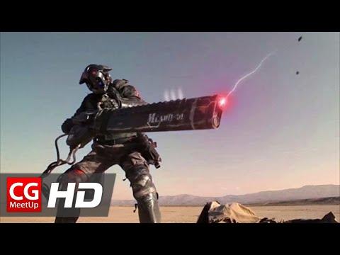 """CGI VFX Short Film HD """"PLUG"""" by David Levy   CGMeetup"""
