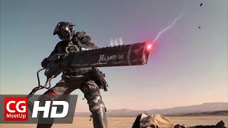 "CGI VFX Short Film HD ""PLUG"" by David Levy 