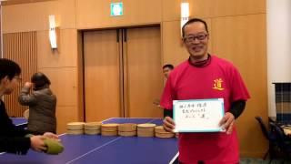 桶っと卓球推進育成プロジェクトチーム in 篠山市民センターまつり