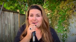 Even Though I'm Leaving - Luke Combs - Alyssa Gaiga (Cover) Video