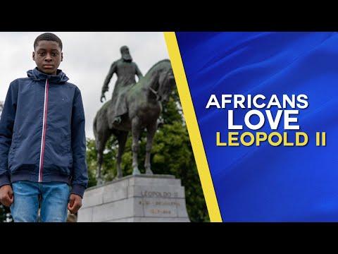 The Congolese People Love King Leopold II #BlackLivesMatter