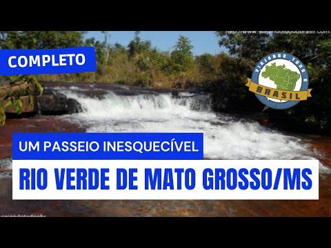 Viajando Todo o Brasil - Rio Verde de Mato Grosso/MS - Especial