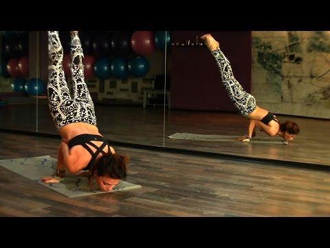 Dance Yoga Fluid Moves Progressions